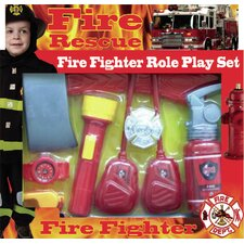 <strong>Dress Up America</strong> Fire Fighter Role Play Kit