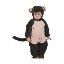 <strong>Dress Up America</strong> Plush Lil' Monkey Costume