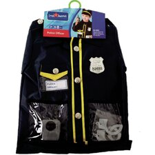 <strong>Dress Up America</strong> Police Officer Role Play Dress Up Set