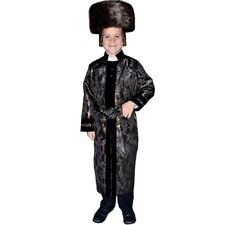 <strong>Dress Up America</strong> Rabbi Coat Costume