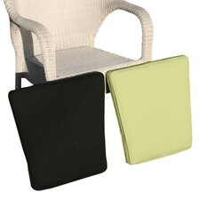 All Seasons Sussex Seat Cushion for Stackable Armchair