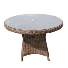 Wickerline Newbury Round Dining Table