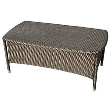 All Seasons Bronze Eton Rectangular Coffee Table