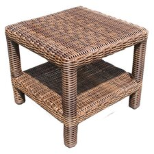 Wickerline Newbury Square Side Table