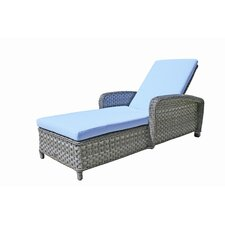 Oxford Sunbed with Cushion