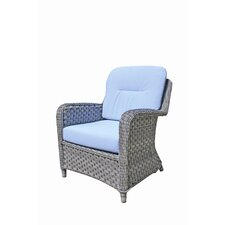 Oxford Lounge Armchair with Cushion