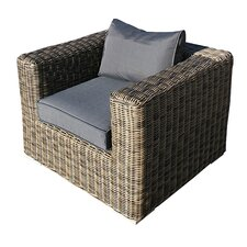 Mayfair Modular Lounge Armchair with Cushions
