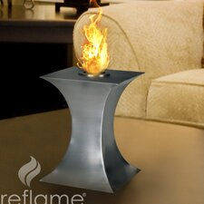 Concave Tabletop Bio Ethanol Fireplace