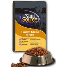 Lamb and Rice Dry Dog Food
