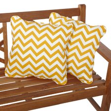 Stella Indoor/Outdoor Square PillowSet of 2)