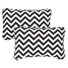 <strong>Mozaic Company</strong> Stella Indoor/Outdoor Throw Pillow (Set of 2)