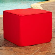Sunbrella Indoor/ Outdoor Ottoman