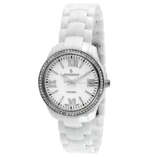 Women's Swarovski Dial Watch in White