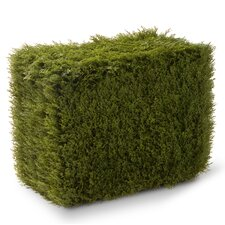Juniper Rectangle Storage Box/Cover Topiary Statue