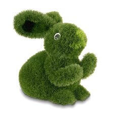 Rabbit Topiary Statue