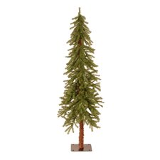 5' Green Hickory Cedar Artificial Christmas Tree