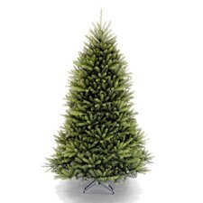 Dunhill Fir 7.5' Green Artificial Christmas Tree