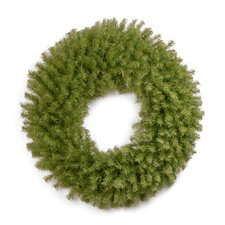 "Norwood Fir 30"" Pre-Lit Wreath"