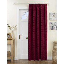 Curtina Kent Lined Door Curtain