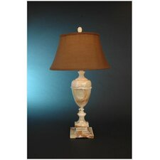 "Chartreuse 32"" H Table Lamp"