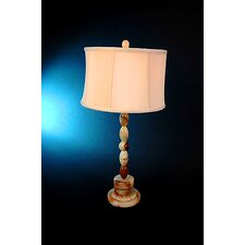 "Chartreuse 31"" H Table Lamp"