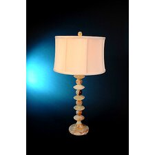 "Chartreuse 31.5"" H Piano Table Lamp with 3-Way Switch"