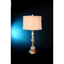 <strong>Lex Lighting</strong> Chartreuse Table Lamp