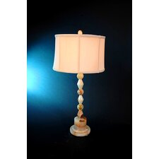 "Chartreuse 31.75"" H Piano Table Lamp"