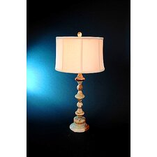 "Chartreuse 31.5"" H Piano Table Lamp"