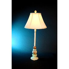 "Chartreuse 30"" H Piano Table Lamp"