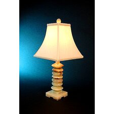 "Chartreuse 22.25"" H Piano Table Lamp with 3-Way Switch"