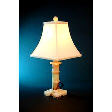 """Chartreuse 21.5"""" H Piano Table Lamp"""