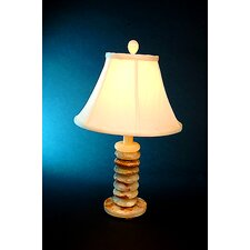"""Chartreuse 21.5"""" H Piano Table Lamp with 3-Way Switch"""