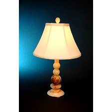 """Chartreuse 21.25"""" H Traditional Piano Table Lamp"""