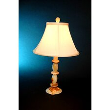 "Chartreuse 22"" H Table Lamp"