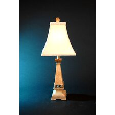 "Chartreuse 22"" H Traditional Table Lamp"