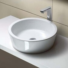 <strong>GSI Collection</strong> Traccia Round Bathroom Sink