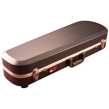 Molded Band and Orchestra Full-Size Violin Case