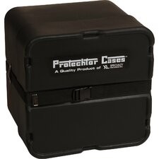 Marching Percussion Large Snare Case with Foam