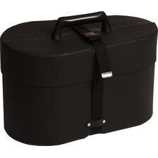 World Percussion Deluxe Molded PE Bongo Case