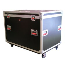 <strong>Gator Cases</strong> Truck Pack Trunk with Casters