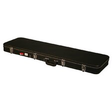 Economy Wood Bass Guitar Case