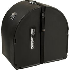 "World Percussion 22"" Molded PE Steel Drum Case with Foam"