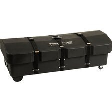 3 Carry Handles Molded PE Drum Accessory Case