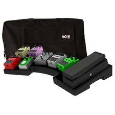 Molded Mega PE Pedal Board and Carry Bag