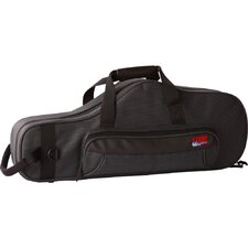 <strong>Gator Cases</strong> Lightweight Alto Sax Case with Mouthpiece Storage