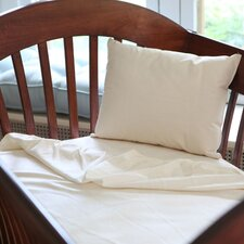<strong>Naturepedic</strong> Flannel Crib Sheet (Set of 3)