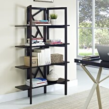 "Indo Room Divider 59.44"" Bookcase"