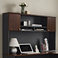 "The Works 32.28"" H x 51.57"" W Desk Hutch"