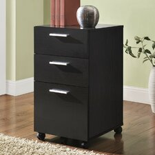 Princeton 3-Drawer Mobile File